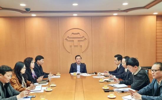 Hà Nội: Nâng cao hiệu quả cung cấp thông tin cho báo chí