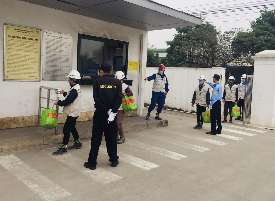 Hà Nội: Giao nhiệm vụ cho Tổ cán bộ biệt phái hỗ trợ các Khu Công nghiệp và Chế xuất phòng, chống dịch Covid-19