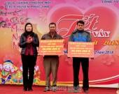 LĐLĐ huyện Phúc Thọ: Tết sum vầy - Xuân yêu thương