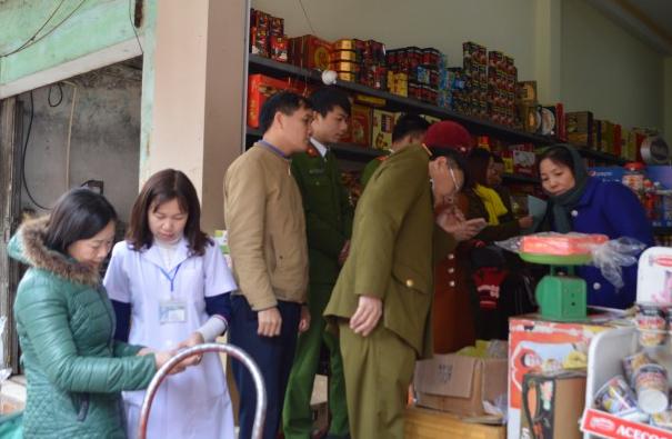 Đảm bảo vệ sinh an toàn thực phẩm trong dịp tết Nguyên đán 2018