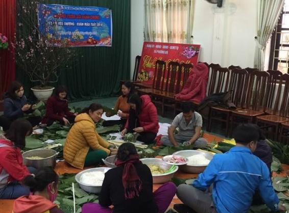 Huyện Phúc Thọ: Triển khai hiệu quả công tác chăm lo Tết cho nhân dân