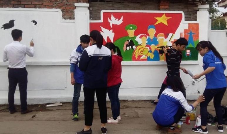 Huyện Phúc Thọ: Sôi nổi các hoạt động mừng Đảng, mừng Xuân Mậu Tuất 2018