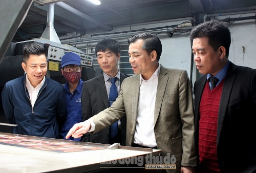 Huyện Thường Tín: Người lao động đã bắt tay vào sản xuất kinh doanh