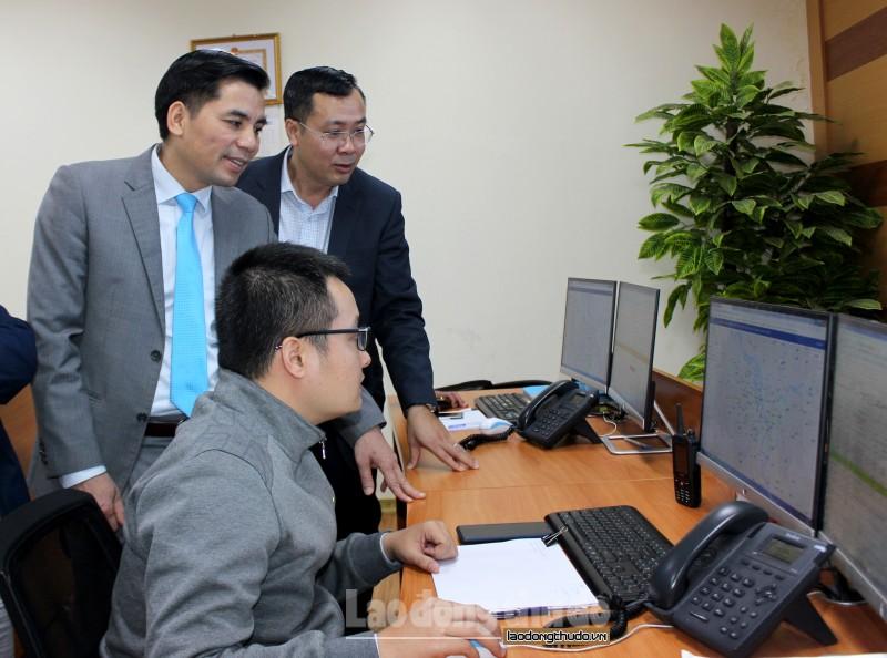 Tổng Công ty vận tải Hà Nội: 100% người lao động trở lại làm việc sau Tết
