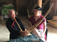 """Người """"giữ hồn"""" văn hóa dân tộc Mông ở cao nguyên trắng Bắc Hà"""
