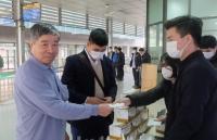 Tổng Công ty vận tải Hà Nội chung tay chống dịch virus Corona