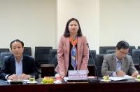 Kiểm tra công tác chuẩn bị tổ chức Đại hội Đảng các cấp tại Cục Hải quan Hà Nội