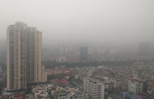 Lý giải nguyên nhân không khí Hà Nội ô nhiễm