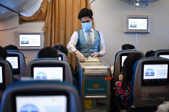 Tiêu chuẩn an toàn dịch bệnh của Vietnam Airlines vượt trội nhất ngành hàng không Việt Nam
