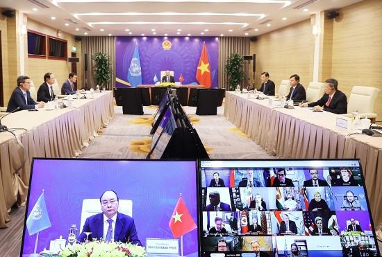 Việt Nam khuyến nghị bốn nhóm giải pháp căn cơ để ứng phó với biến đổi khí hậu