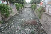 Mương thoát nước ô nhiễm nghiêm trọng