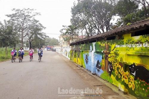 Hà Nội: Phấn đấu năm 2025 có 50% số xã đạt chuẩn nông thôn mới nâng cao