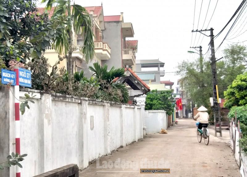 Hà Nội có 355/382 xã đã đạt chuẩn nông thôn mới