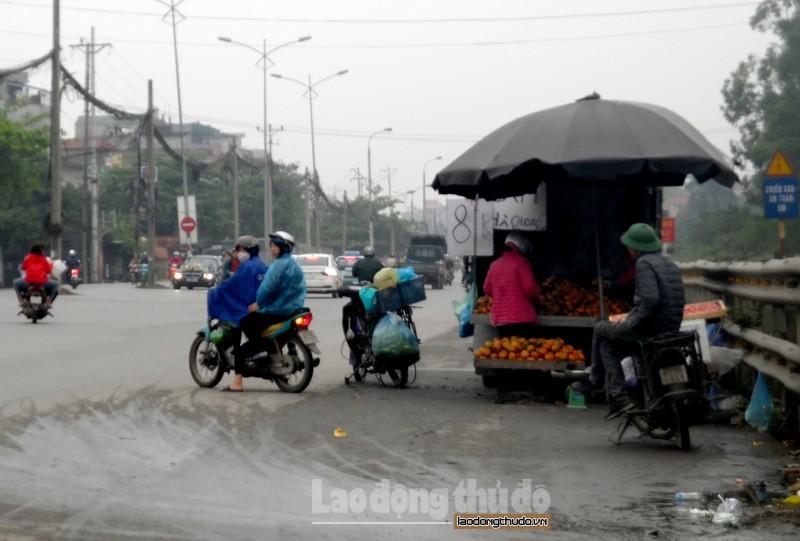 hang loat chuong ngai vat duoi long duong de doa nguoi luu thong
