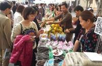 Tăng cường đảm bảo an toàn thực phẩm tại chợ đầu mối nông sản