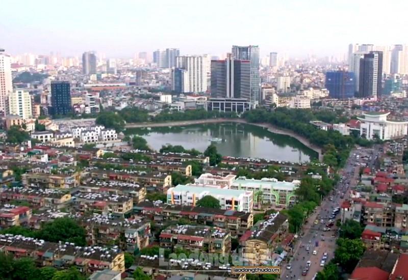 Hà Nội: Môi trường không khí đang cải thiện