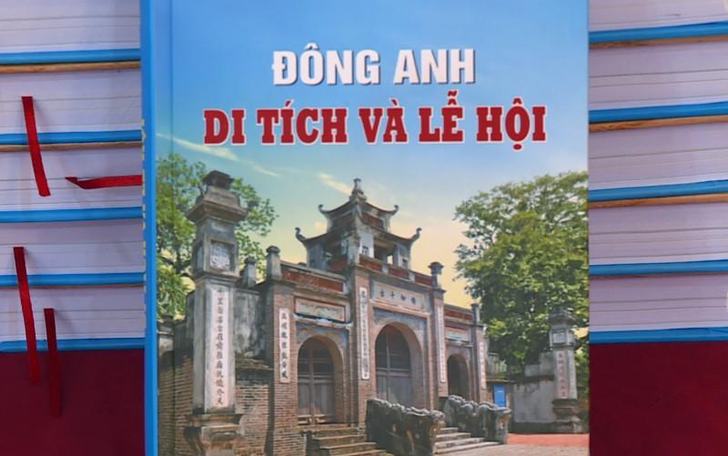 Đông Anh: Bảo tồn di tích lịch sử văn hóa qua những trang sách
