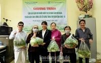 Phòng dịch Covid-19: Tặng 1 tấn rau sạch cho người khiếm thị giúp tăng sức đề kháng