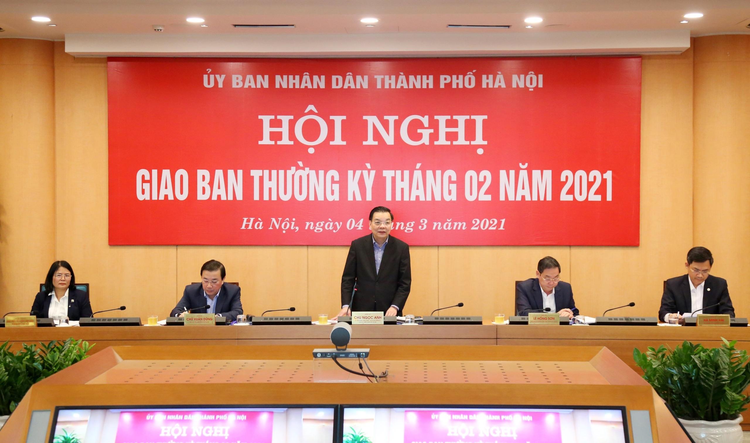 Hà Nội: Nỗ lực phục hồi và phát triển kinh tế sau ảnh hưởng của dịch Covid-19