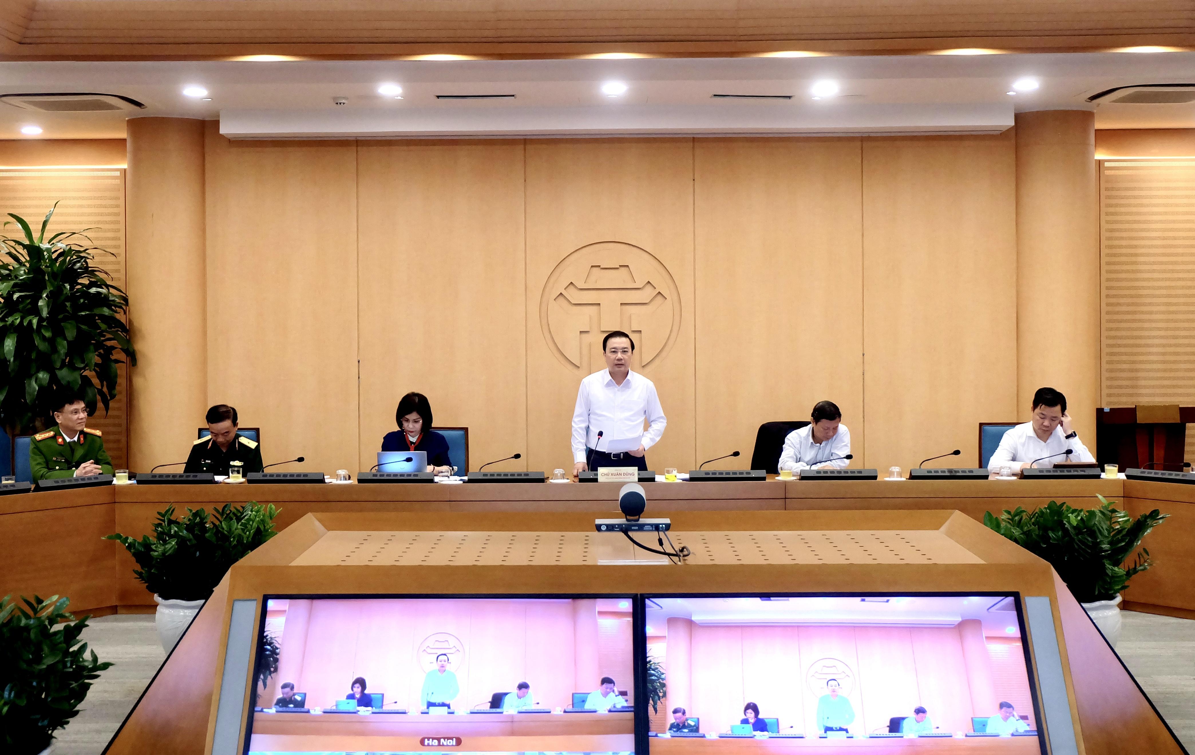 Hà Nội: Cho phép các tuyến xe liên tỉnh hoạt động trở lại bình thường