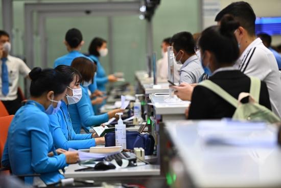 """Vietnam Airlines tiên phong cùng IATA nghiên cứu thử nghiệm """"hộ chiếu vắc xin"""""""