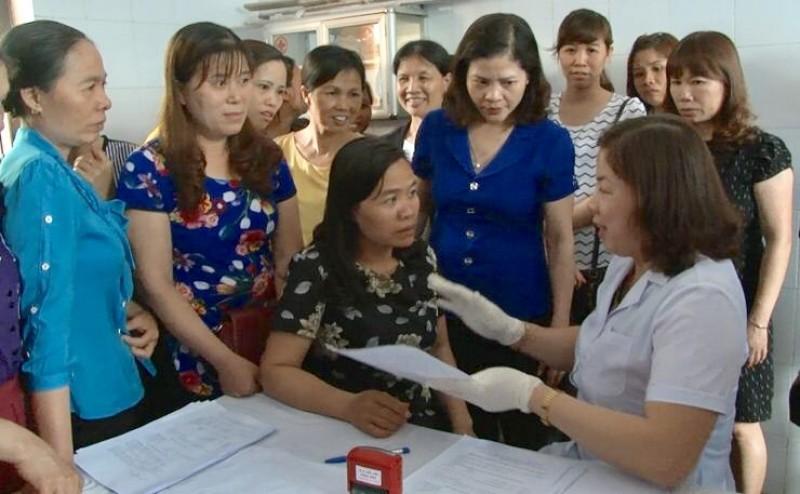 LĐLĐ huyện Phúc Thọ phát động Tháng công nhân 2018