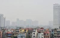 Chất lượng không khí Hà Nội liên tục ở mức kém do đâu?