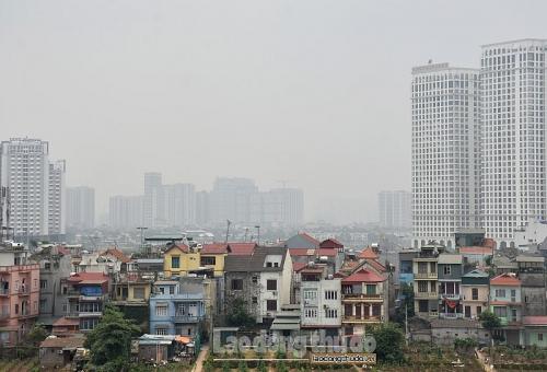 Chất lượng không khí đang có xu hướng giảm