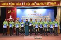 LĐLĐ huyện Ba Vì phát động Tháng công nhân 2019