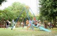 Hà Nội: Không gian công cộng hút khách dịp nghỉ lễ