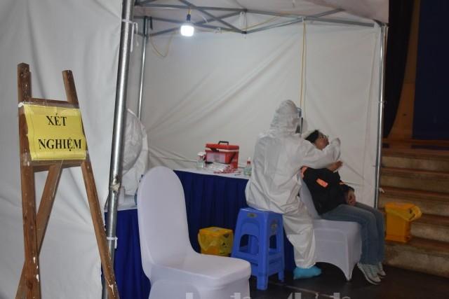 Quận Hoàn Kiếm: Dồn toàn lực chống dịch Covid-19