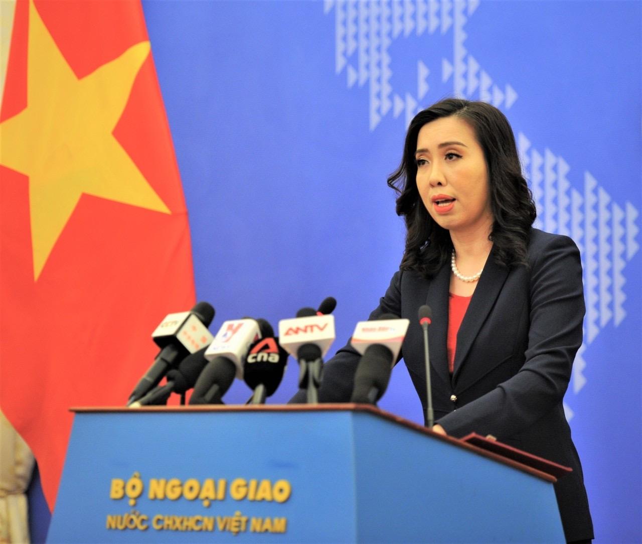 Các doanh nghiệp cần tôn trọng chủ quyền của Việt Nam đối với hai quần đảo Hoàng Sa và Trường Sa