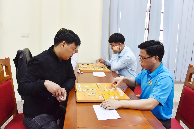 Chùm ảnh ấn tượng tại Hội khoẻ trong công nhân, viên chức, lao động huyện Phúc Thọ