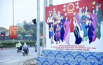 Phát động thi đua tổ chức thành công cuộc bầu cử trong các cấp Công đoàn huyện Phúc Thọ
