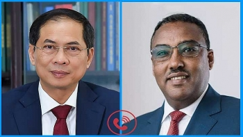 Đẩy mạnh hợp tác giữa Việt Nam và Ethiopia