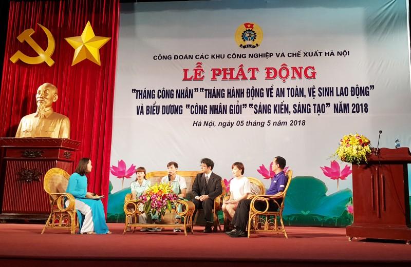 phat dong thang cong nhan thang hanh dong ve an toan ve sinh lao dong nam 2018