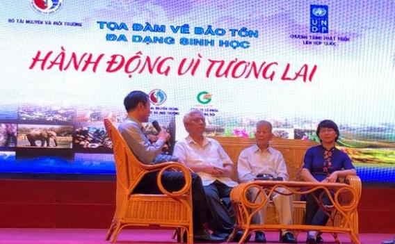 Việt Nam hưởng ứng ngày Quốc tế đa dạng sinh học