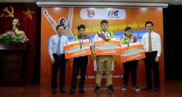Việt Nam có 3 đại diện dự Cuộc thi vô địch tin học văn phòng thế giới 2018