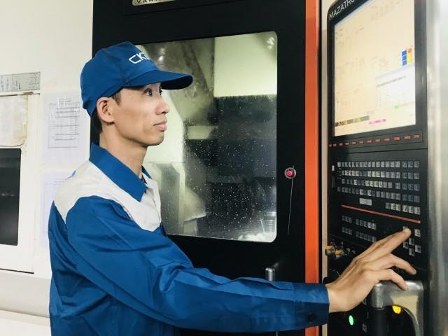 Anh Nguyễn Hữu Thọ: Người công nhân giỏi giàu sáng kiến, sáng tạo