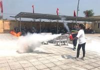 Chủ động các biện pháp phòng ngừa cháy nổ mùa nắng nóng