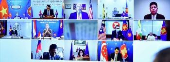 ASEAN - Mỹ: Đẩy mạnh hợp tác về thương mại, đầu tư