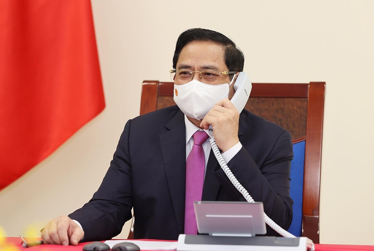 """Đưa quan hệ """"Đối tác Chiến lược tăng cường Việt Nam - Thái Lan"""" ngày càng sâu rộng"""