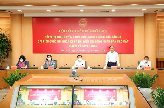 Hà Nội: Chủ động, sáng tạo, quyết tâm tổ chức thành công cuộc bầu cử
