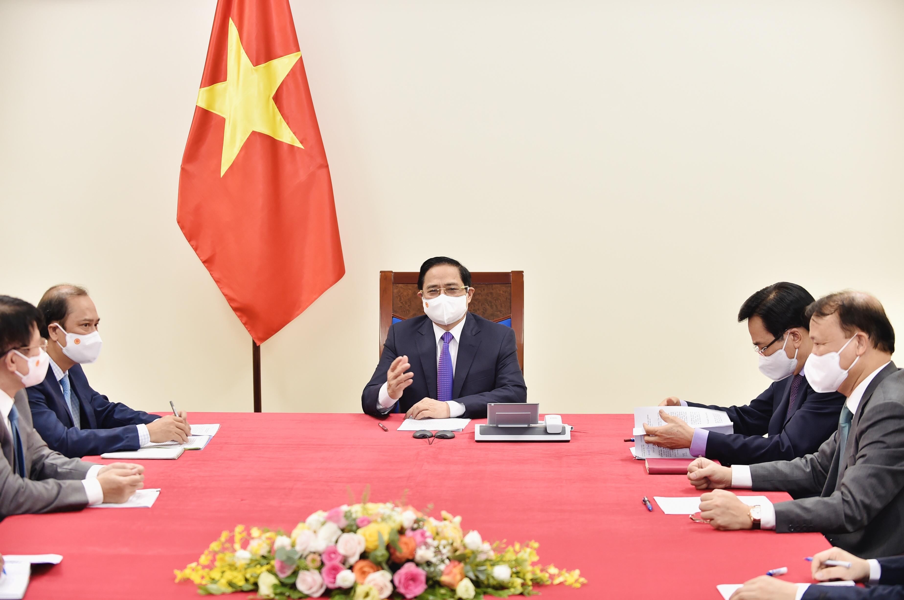 Việt Nam – Canada hợp tác ứng phó đại dịch Covid-19