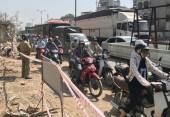 Hà Nội: Chất lượng không khí tại điểm quan trắc Phạm Văn Đồng, Minh Khai ở mức kém