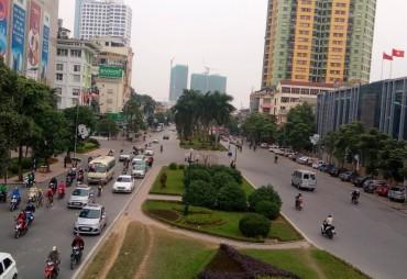 Hà Nội: Chất lượng không khí ngày 16/6 tiếp tục ở mức trung bình
