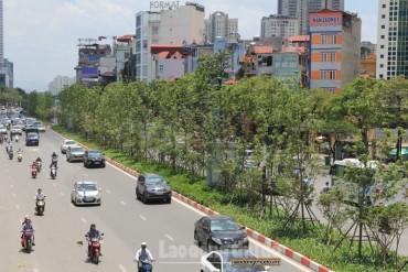 Hà Nội: Chất lượng không khí ngày cuối tuần cải thiện đáng kể