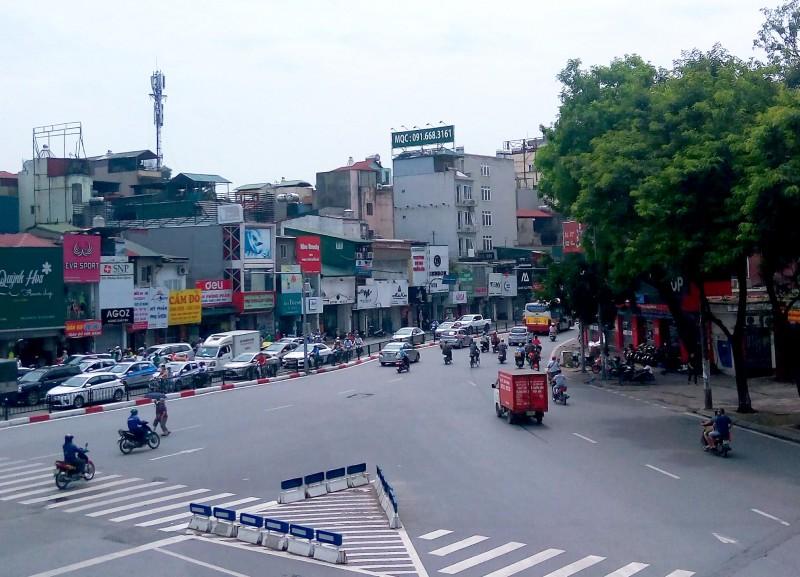 Hà Nội: Chất lượng không khí khu vực Kim Liên ở mức tốt