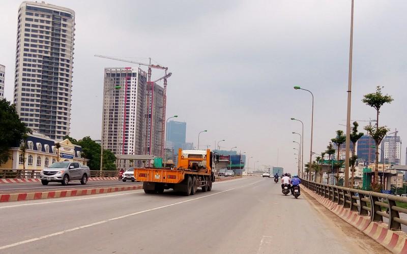 Hà Nội: Chất lượng không khí ngày 17/6 ở mức trung bình