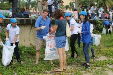 Rác thải nhựa – hiểm họa đối với môi trường biển